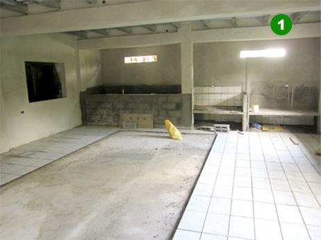 Proyecto construcci n dos viviendas for Proyecto de construccion de comedor escolar